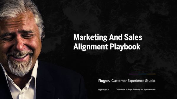 Smarketing Alignment Playbook Cover 600px